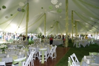 wedding tent pic 2