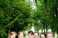 bride bridesmaids 2