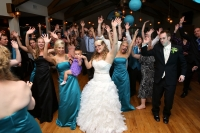 bride groom guest
