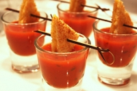 wedding tomato soup