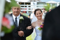 Yvonne_Marie_Photography-Wedding Ceremony in Sturgeon Bay Wisconsin at The Lodge at Leathem Smith