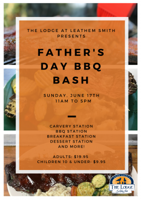 Fathers Day BBQ Bash